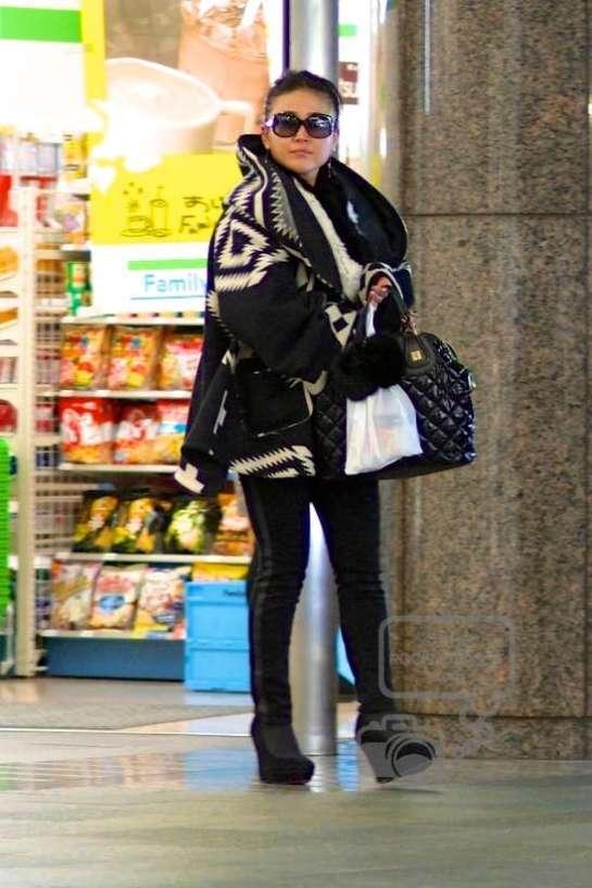 On the street... Aoyama