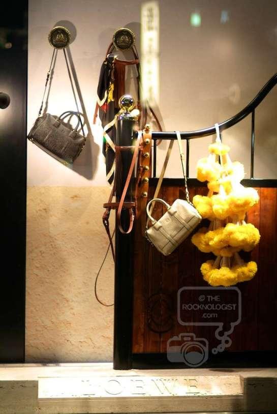 Local Displays... Omotesando/Aoyama