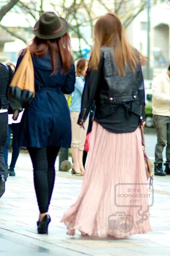 On the street... Omotesando