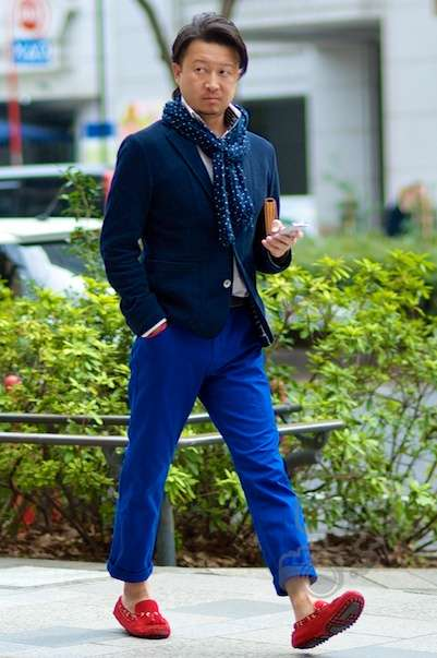 On the street... Omotesando