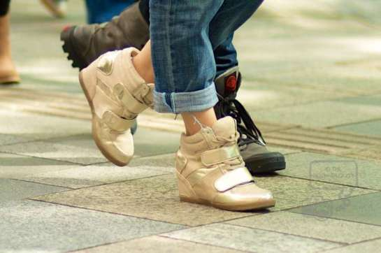 Just Kickin' It... Omotesando
