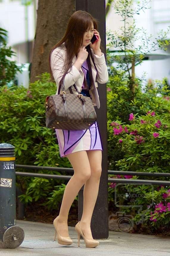 On the street... Omotesando (1/2)
