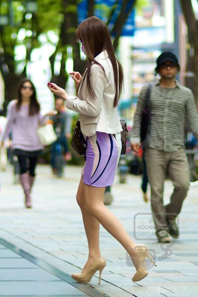 On the street... Omotesando (2/2)