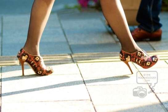 Just Kickin' It 'Round The Neighborhood... Omotesando