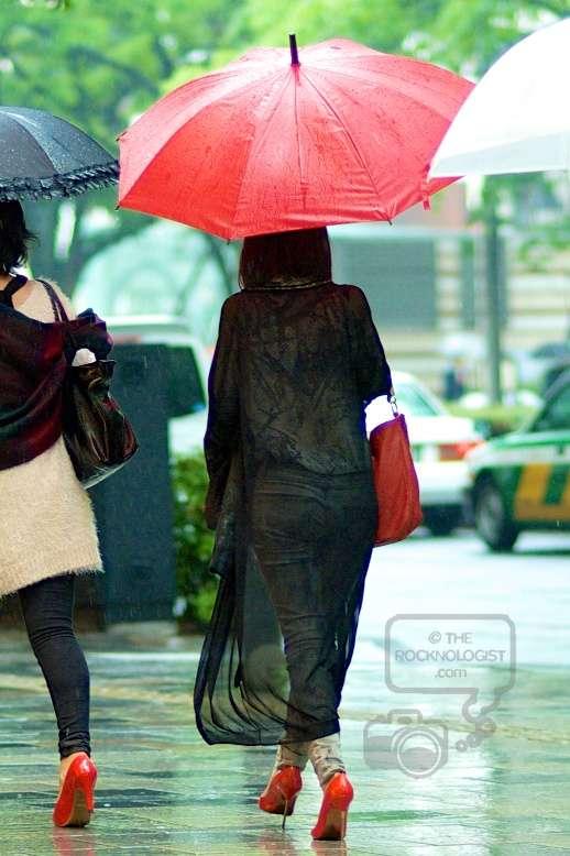 Rainy Dayz... Omotesando
