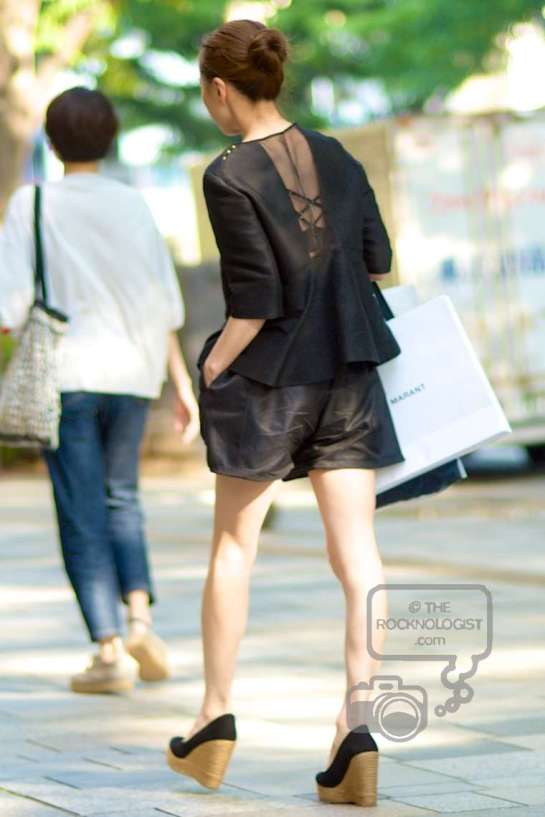 On the street… Omotesando