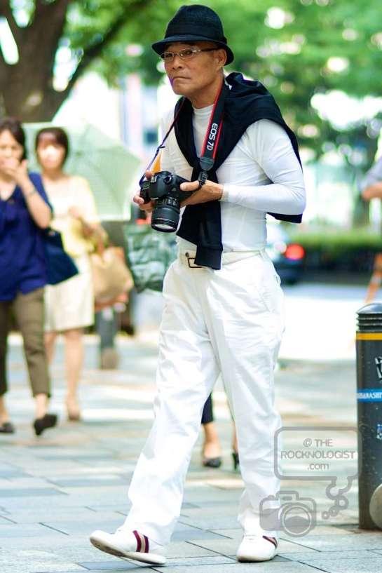 On the street… Omotesando
